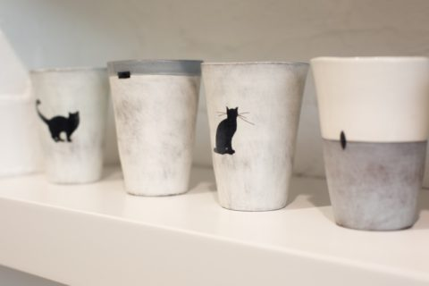 Clementina 's Ceramics available at Spot, 56 Belsize Lane, London