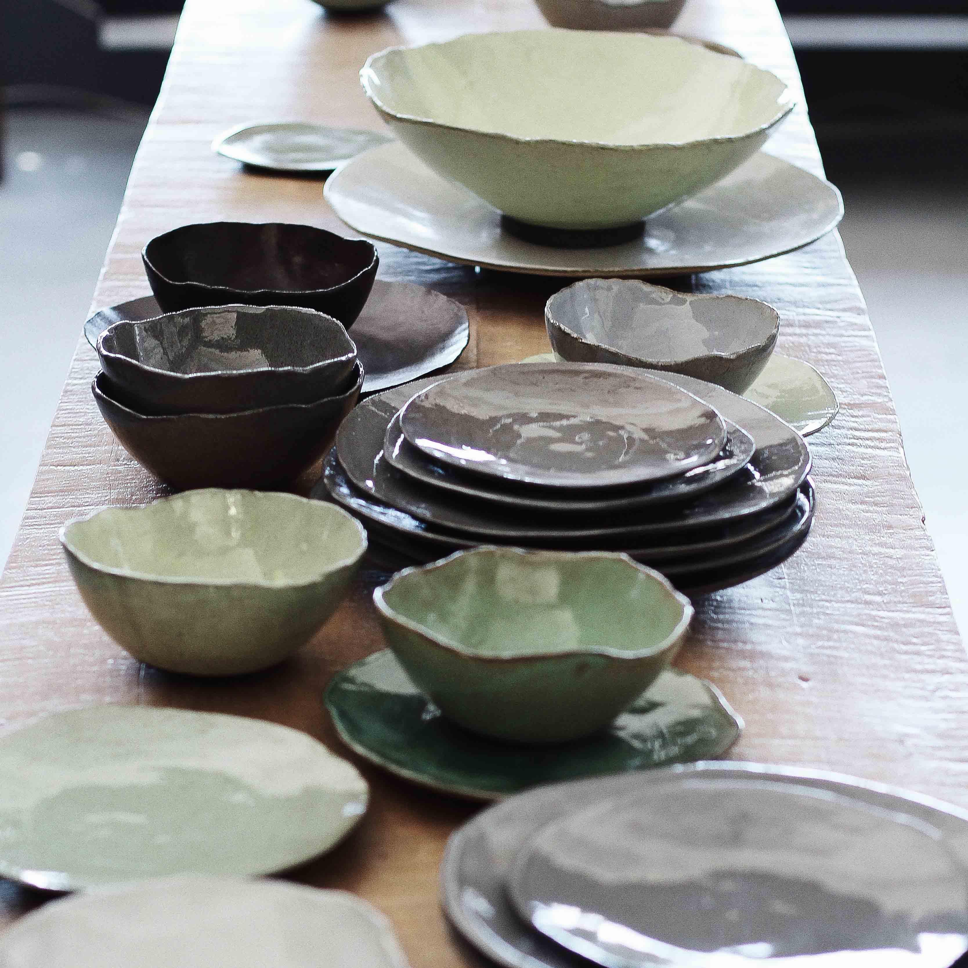 Wabi Sabi Clementina Ceramics