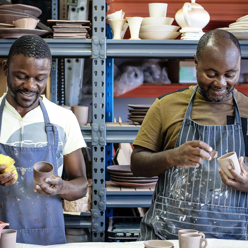 Clementina Ceramics Studio