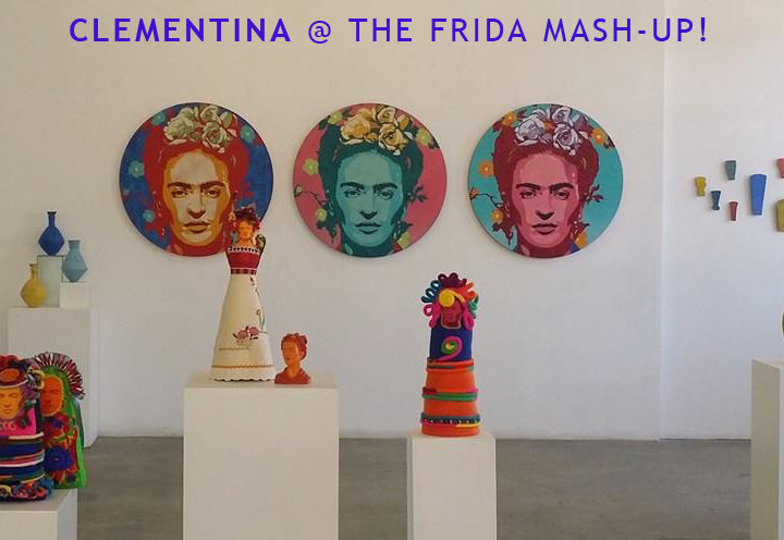 The Frida Mash-Up