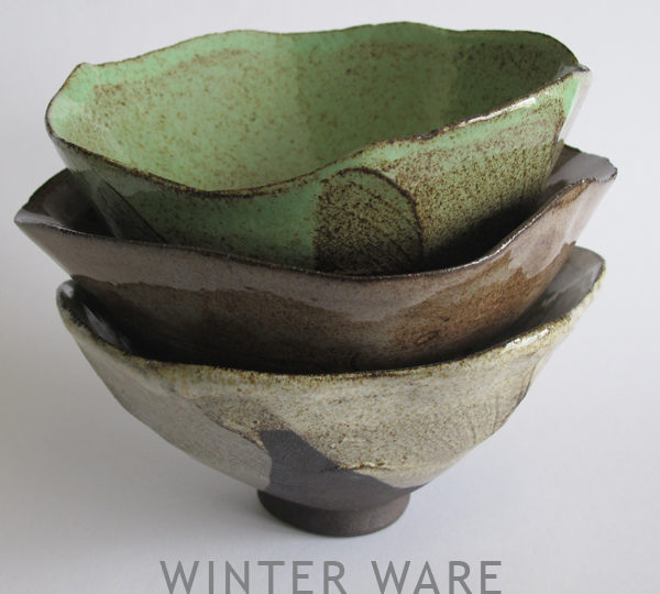 Winter Ware to Warm the soul!