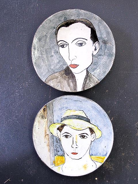 Narrative and Portrait Plates