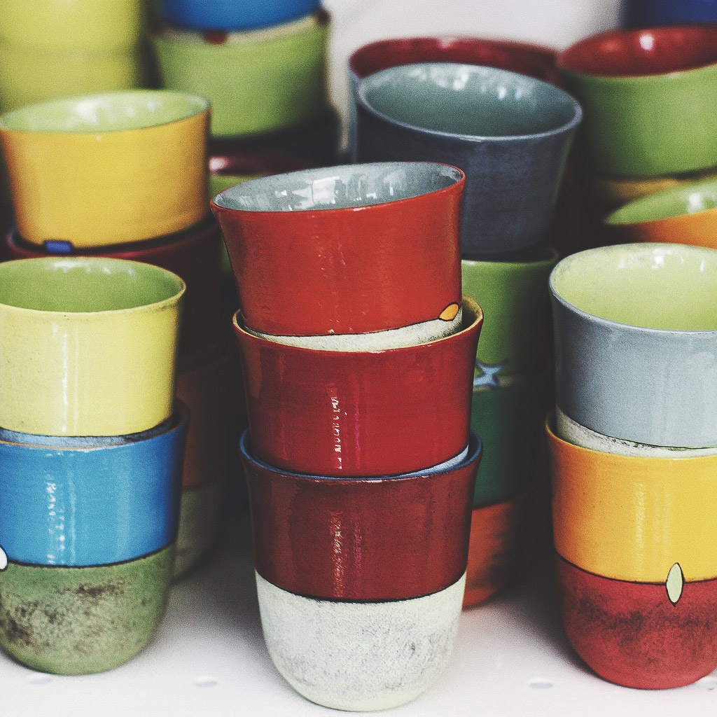 Clementina Ceramics Colour Me Bright Tableware