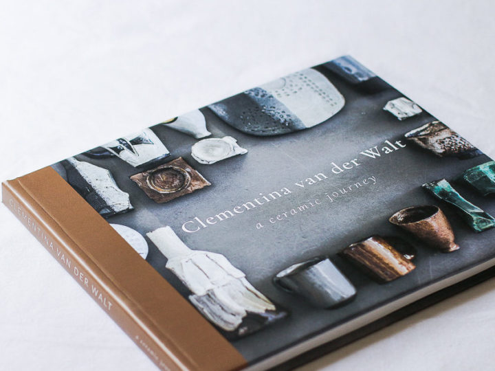 Book Launch of Clementina van der Walt – a ceramic journey