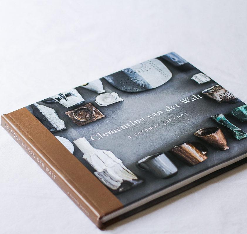 Coffee Table Book of Ceramic Artist Clementina van der Walt