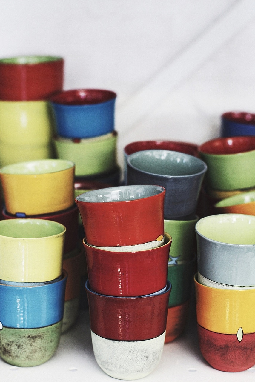 Clementina Ceramics Colour Me Bright