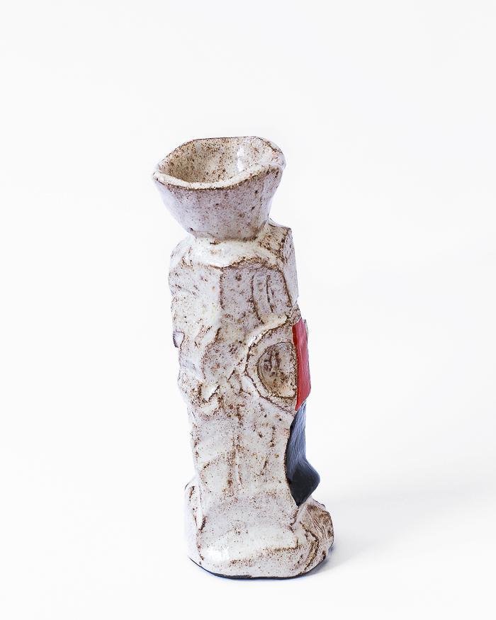 Table Totem salt pot left view