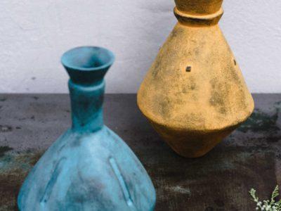 Clementina Ceramics Vases