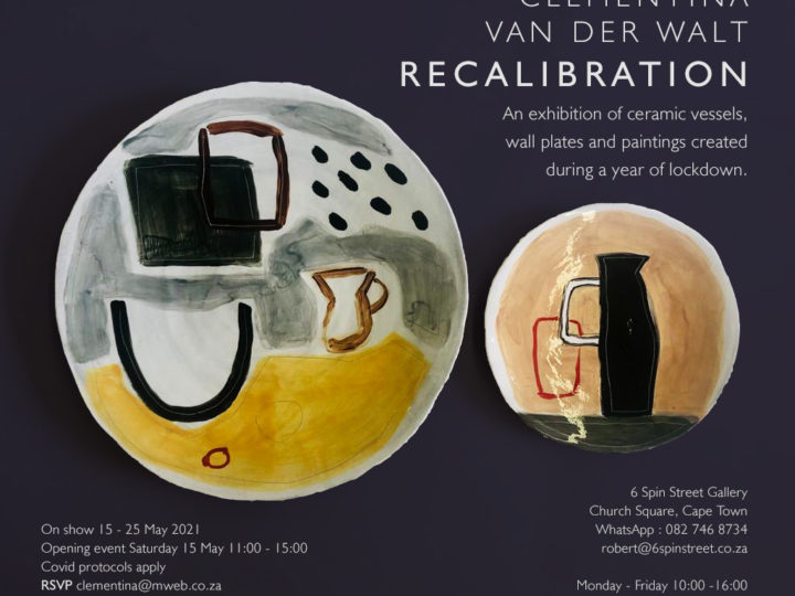 Recalibration Exhibition | 15 – 25 May 2021
